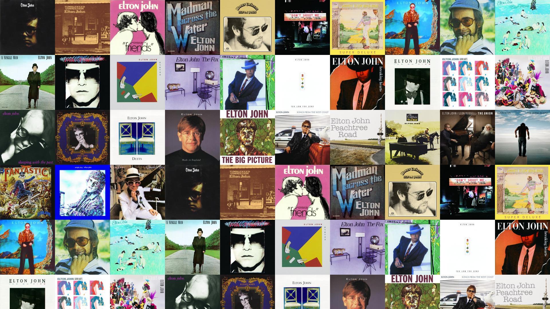 Elton John Elton John ...