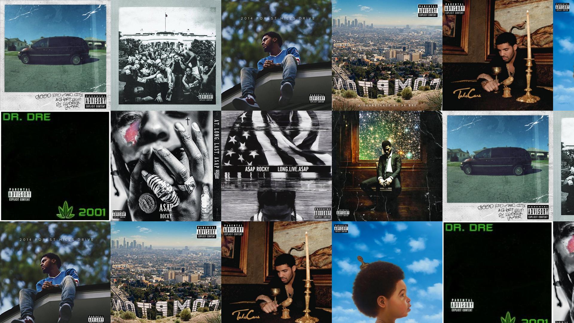 Kendrick Lamar Good Kid Maad City To Pimp Wallpaper Tiled Desktop Wallpaper