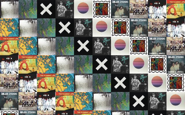 Bon Iver For Emma Alt J Awesome Wave Wallpaper Tiled Desktop