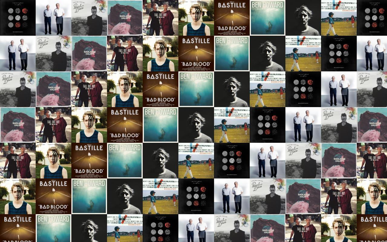 Twenty One Pilots Vessel Blurryface Panic At Disco Wallpaper