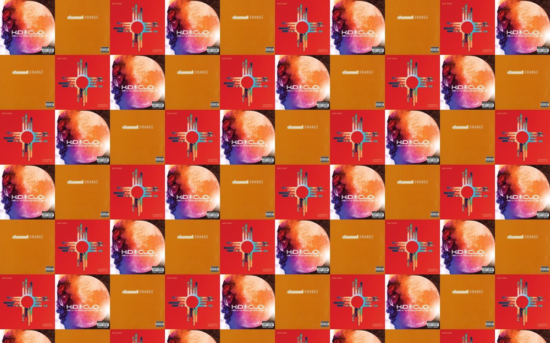 Kid Cudi Man On Moon Frank Ocean Channel Wallpaper « Tiled