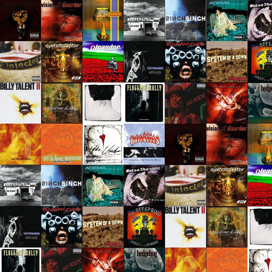 Noise Therapy « Tiled Desktop Wallpaper