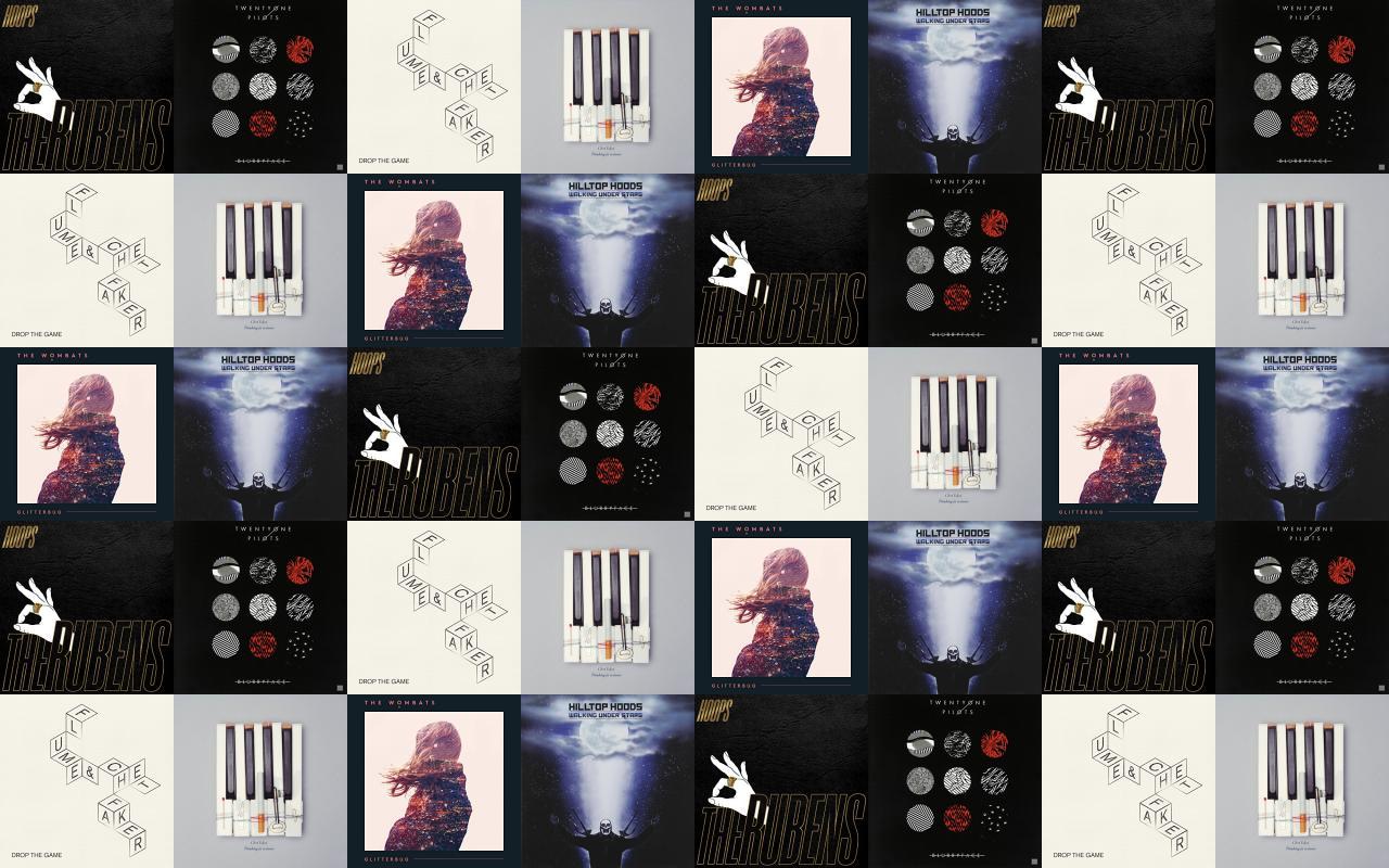 The Rubens Hoops Twenty One Pilots Blurryface Chet Wallpaper