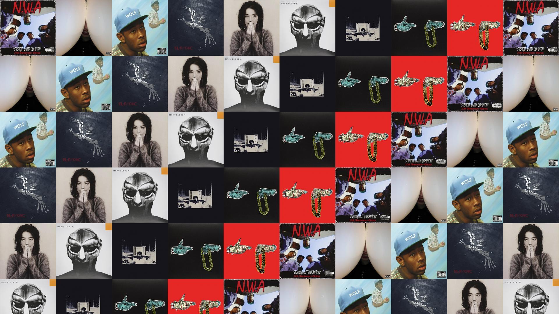 el-p « Tiled Desktop Wallpaper