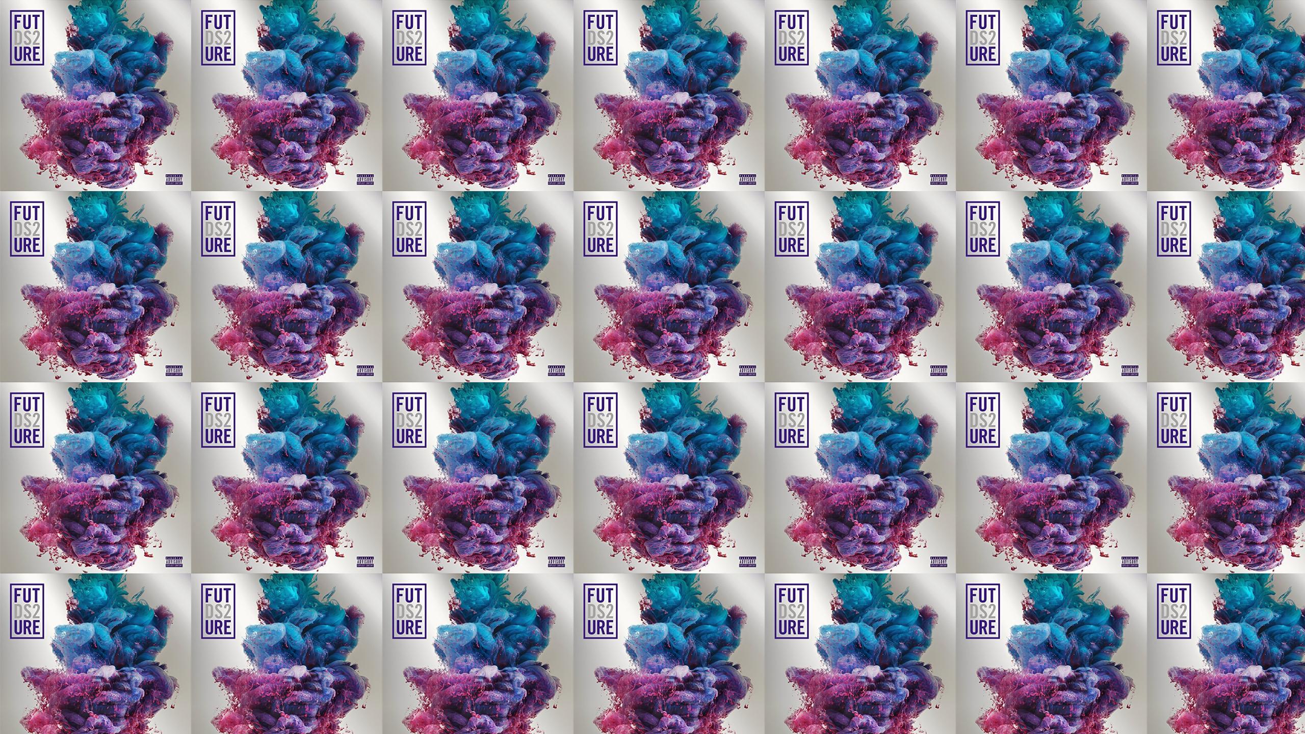 Future Ds2 Wallpaper Tiled Desktop Wallpaper