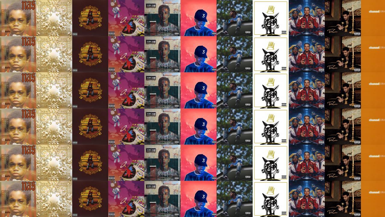Nas Illmatic Jay Z Watch Throne Kanye College Wallpaper Tiled Desktop