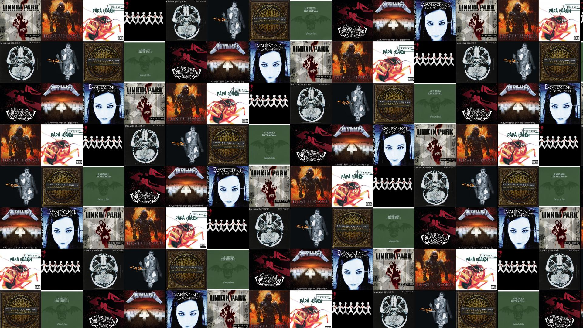 evanescence « Tiled Desktop Wallpaper