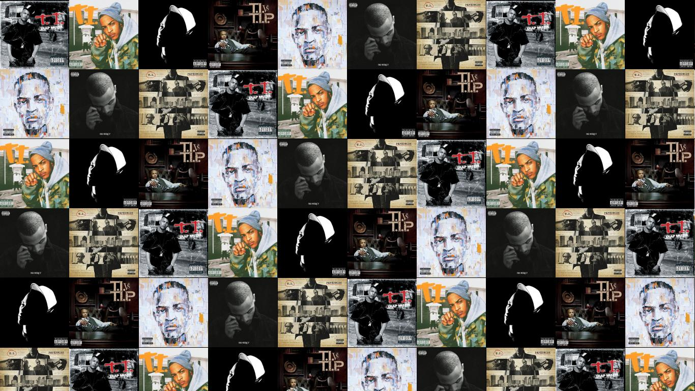 Trap Muzik Urban Legend King Ti Wallpaper Tiled Desktop