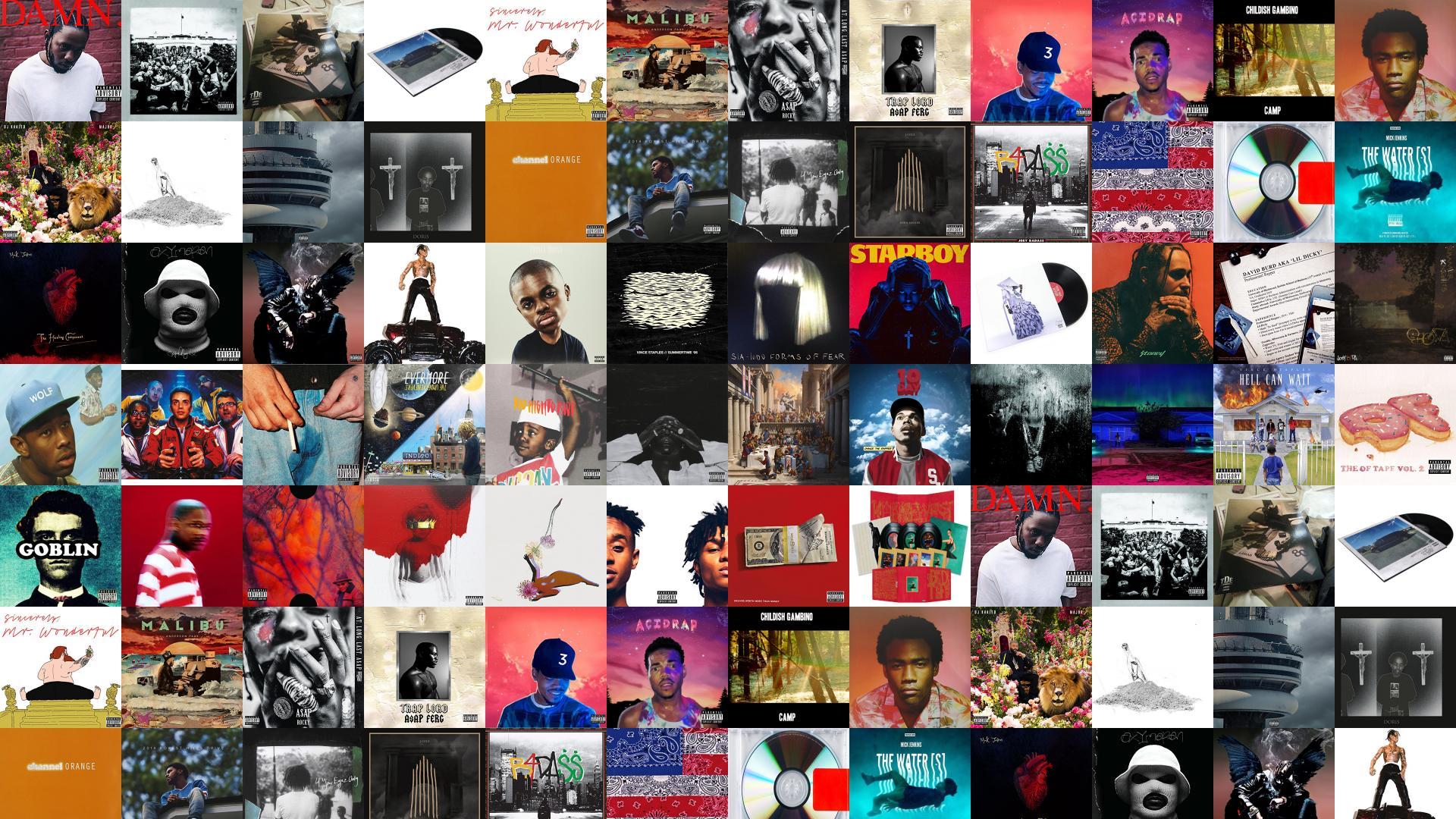 Asap ferg trap lord album cover