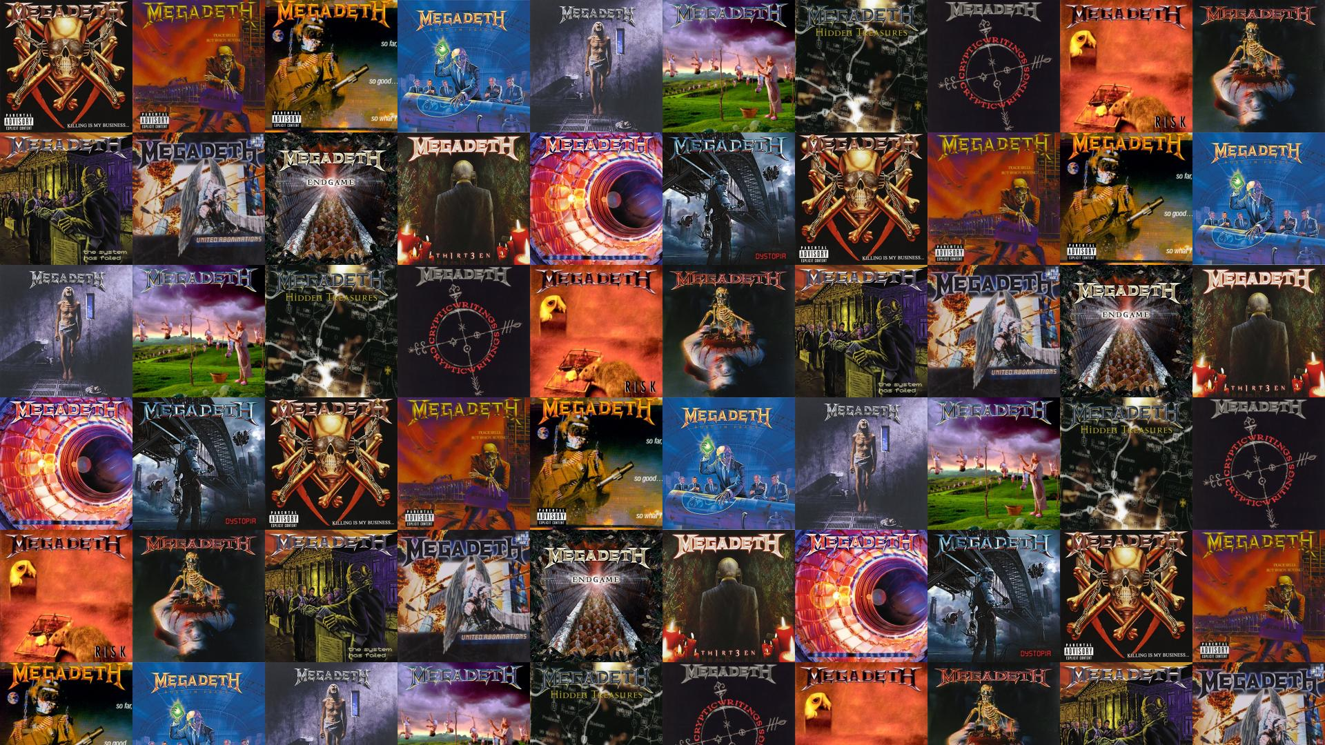 Megadeth killing my business peace sells so far wallpaper for Who sells wallpaper