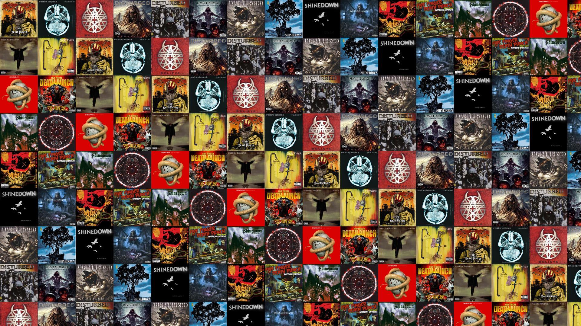 Five Finger Death Punch War Answer Breaking Benjamin