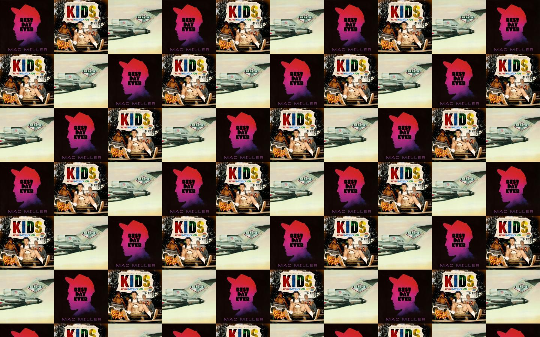 Mac Miller Best Day Ever Kids Beastie Boys Wallpaper Tiled Desktop