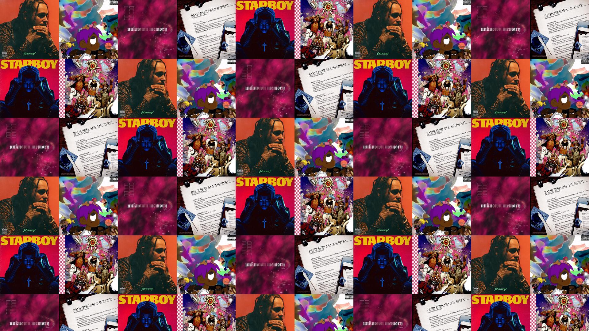 Post Malone Stoney Lil Uzi Vert Yung Wallpaper Tiled Desktop Wallpaper If you're looking for the best lil uzi vert wallpapers then wallpapertag is the place to be. tiled desktop wallpaper
