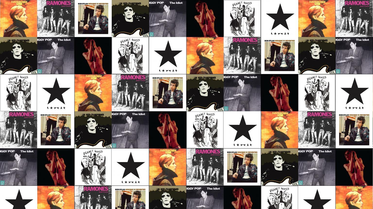 David Bowie Low Ramones Rocket To Russia Bob Wallpaper