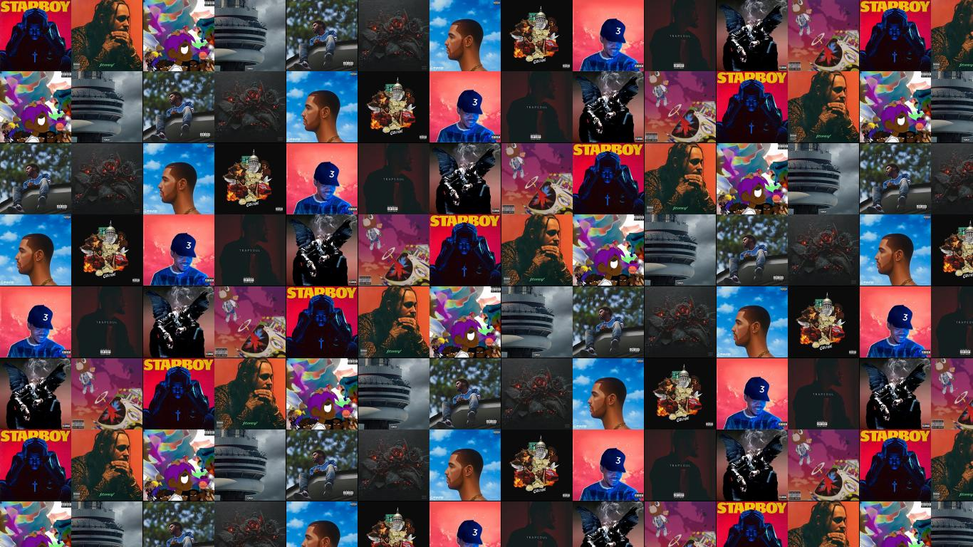 Chance The Rapper Tiled Desktop Wallpaper Looking for the best lil uzi wallpapers? chance the rapper tiled desktop wallpaper