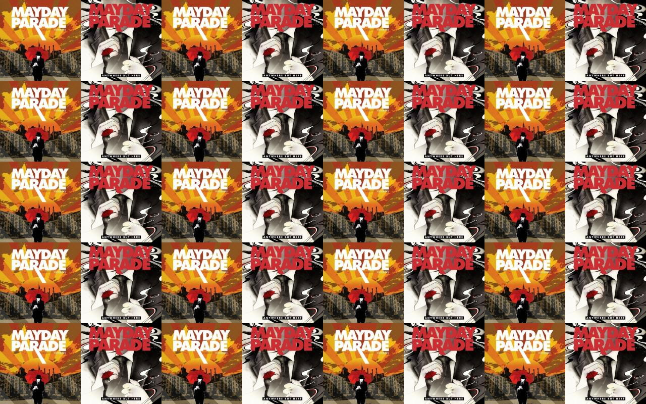 mayday parade « Tiled Desktop Wallpaper
