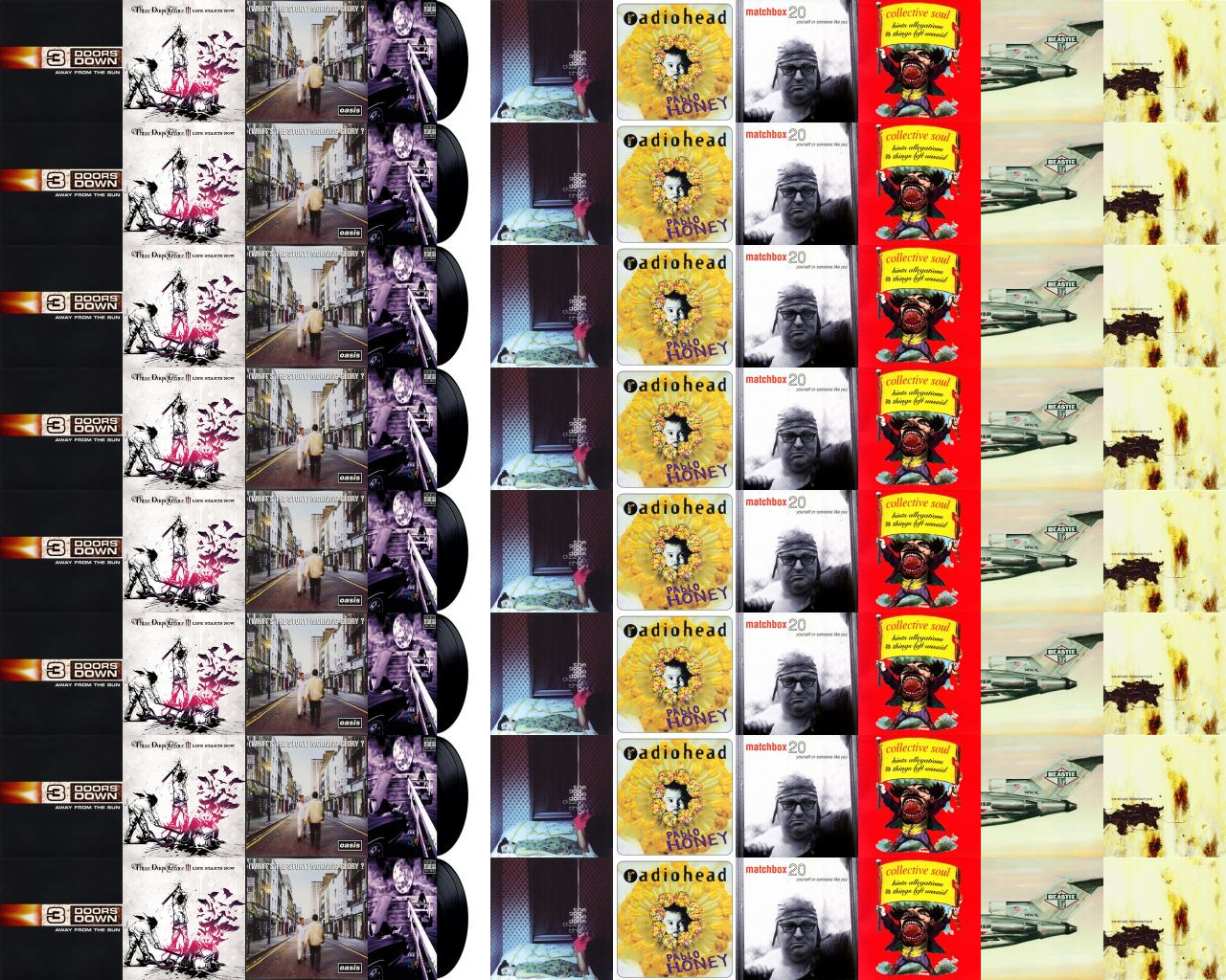matchbox 20 exile on mainstream album download