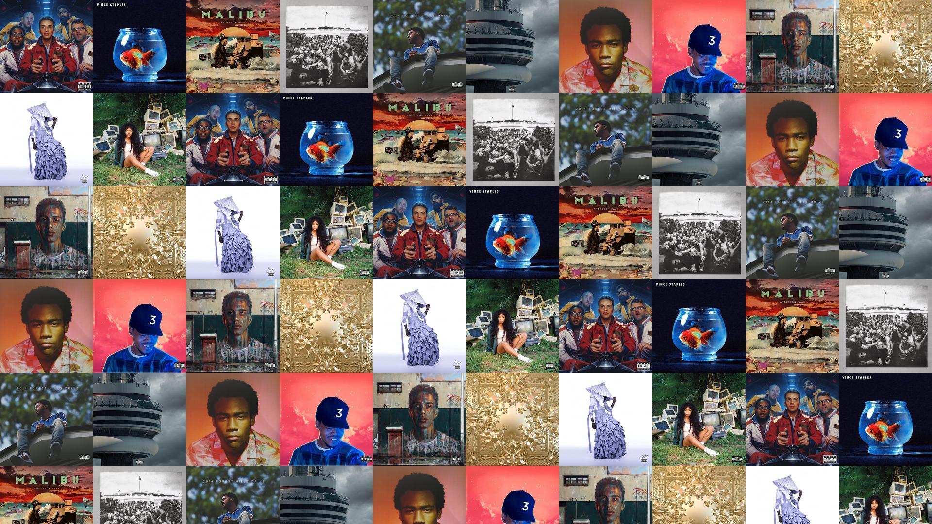 Logic The Incredible True Story Vince Staples Big Wallpaper