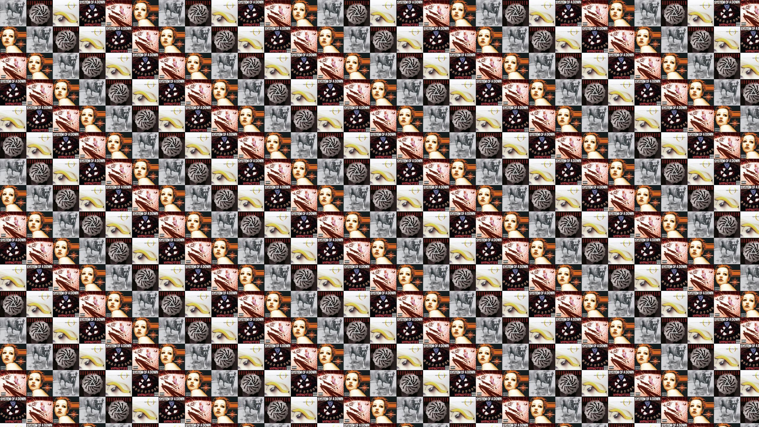 Korn Tiled Desktop Wallpaper