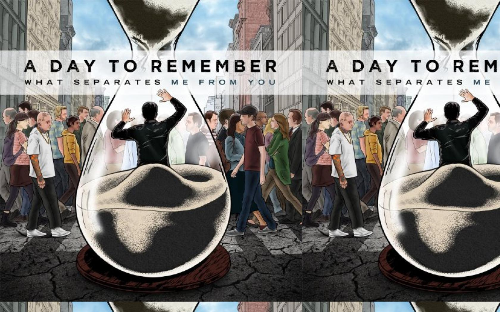 Day To Remember What Separates Me From You Wallpaper Tiled