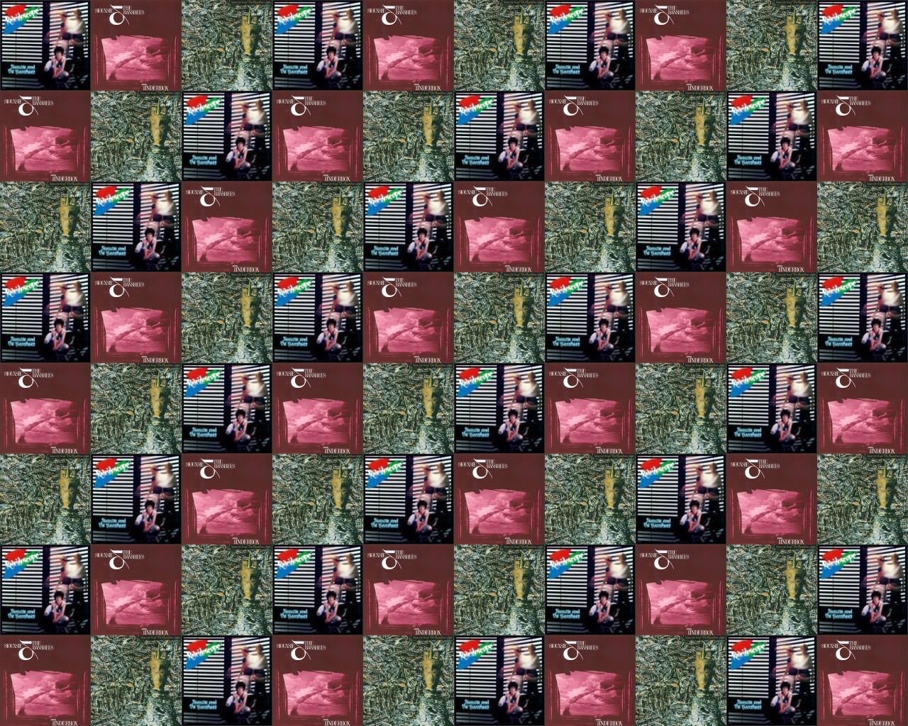 Siouxsie And The Banshees Kaleidoscope Tinderbox Juju Wallpaper
