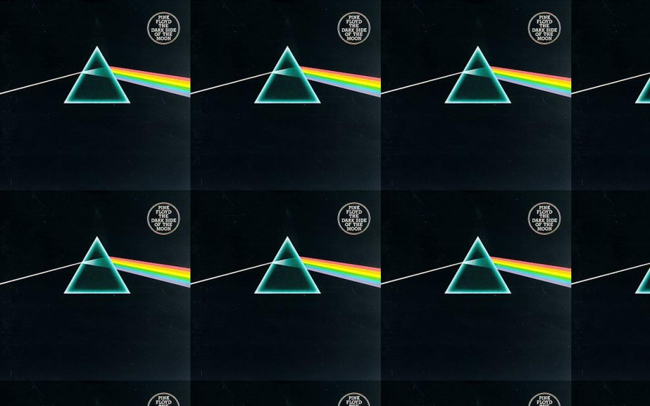 Pink Floyd Dark Side Moon Wallpaper Tiled Desktop Wallpaper