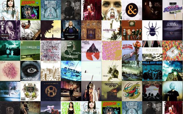He Is Legend « Tiled Desktop Wallpaper