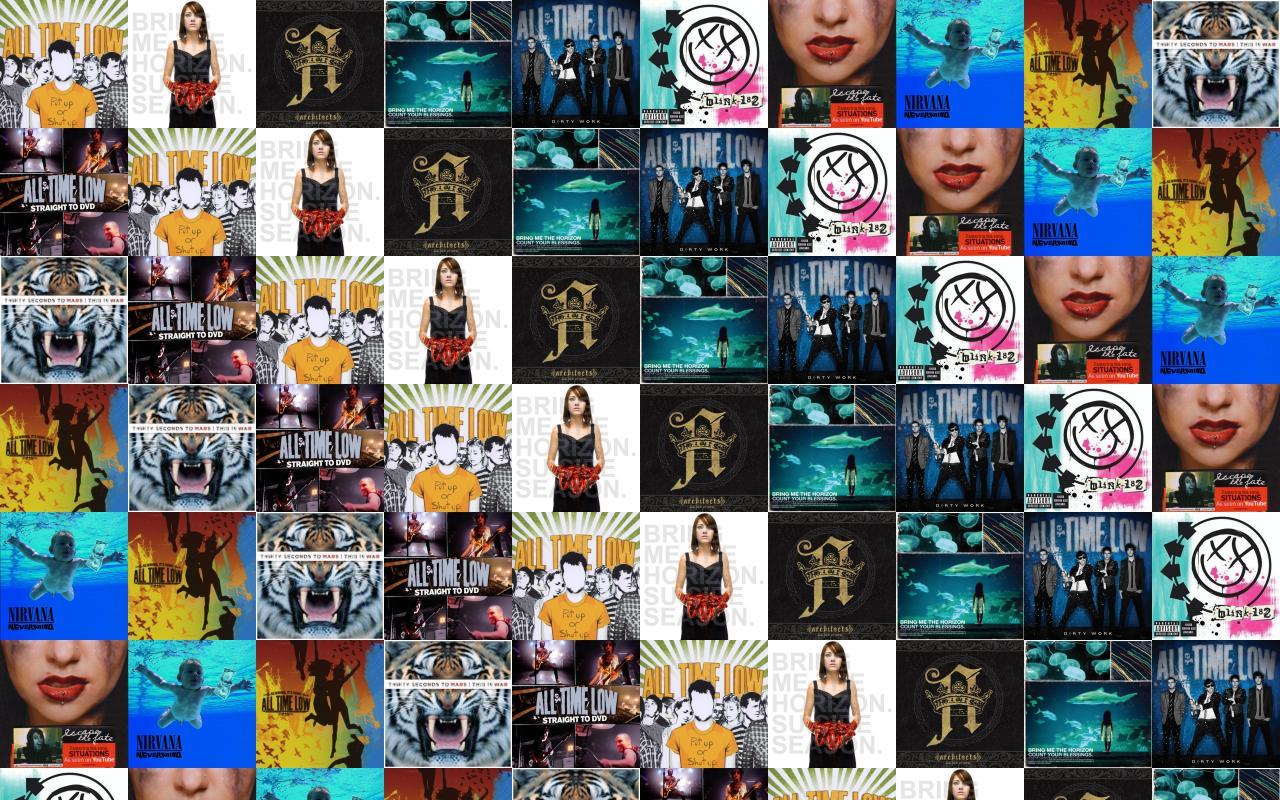 All Time Low Put Up Or Shut Up Wallpaper « Tiled Desktop ...