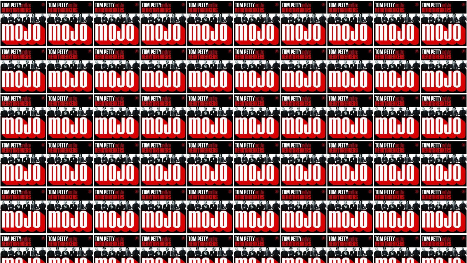 Tom Petty Heartbreakers Mojo Wallpaper Tiled Desktop Wallpaper