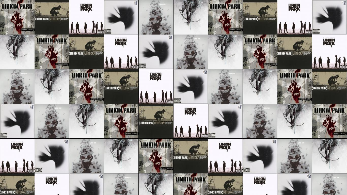 Linkin Park Hybrid Theory Meteora Minutes To Midnight Wallpaper