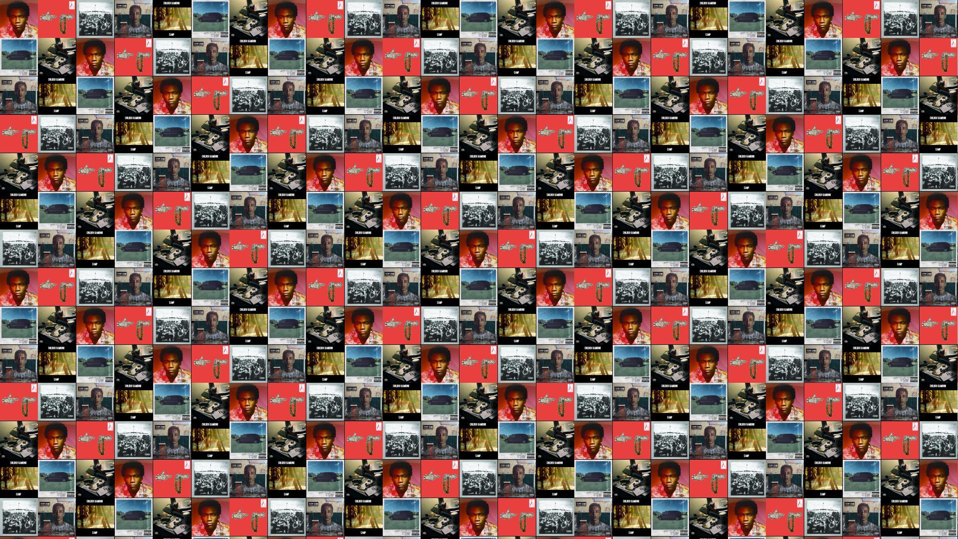 Run The Jewels Tiled Desktop Wallpaper