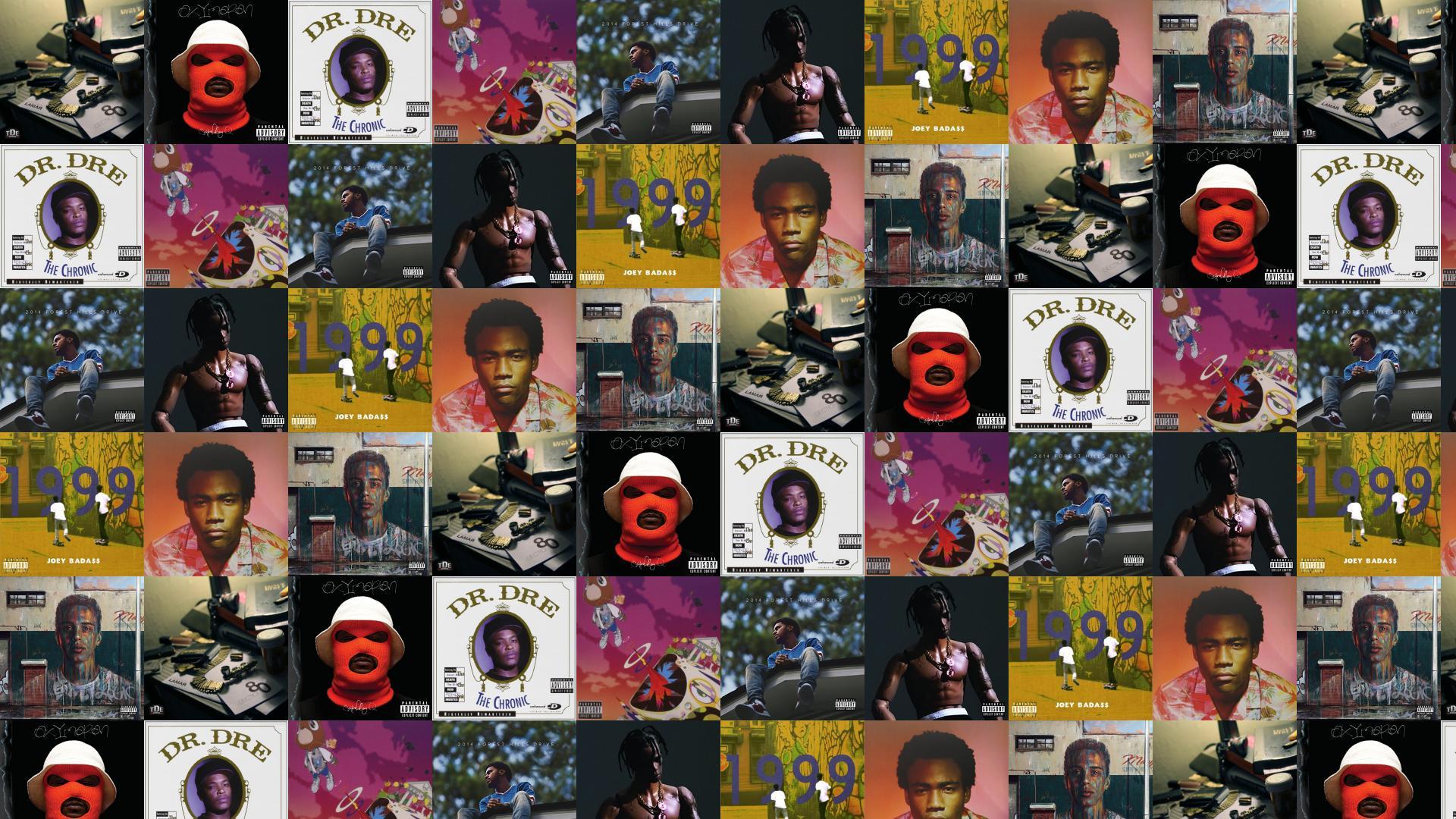 Kendrick Lamar Section.80 ScHoolboy Q Oxymoron Dr ...