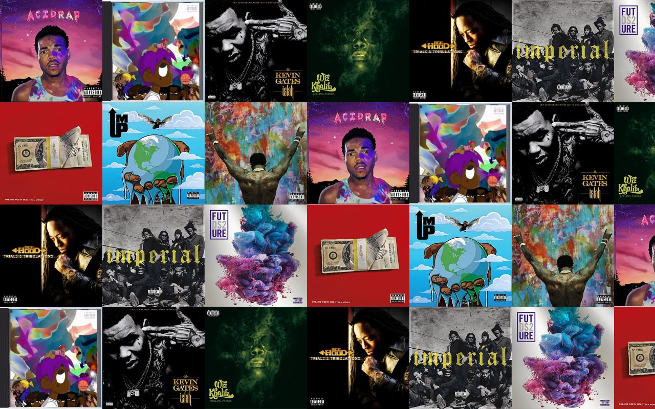 Chance Rapper Acid Rap Lil Uzi Vert Wallpaper Tiled Desktop