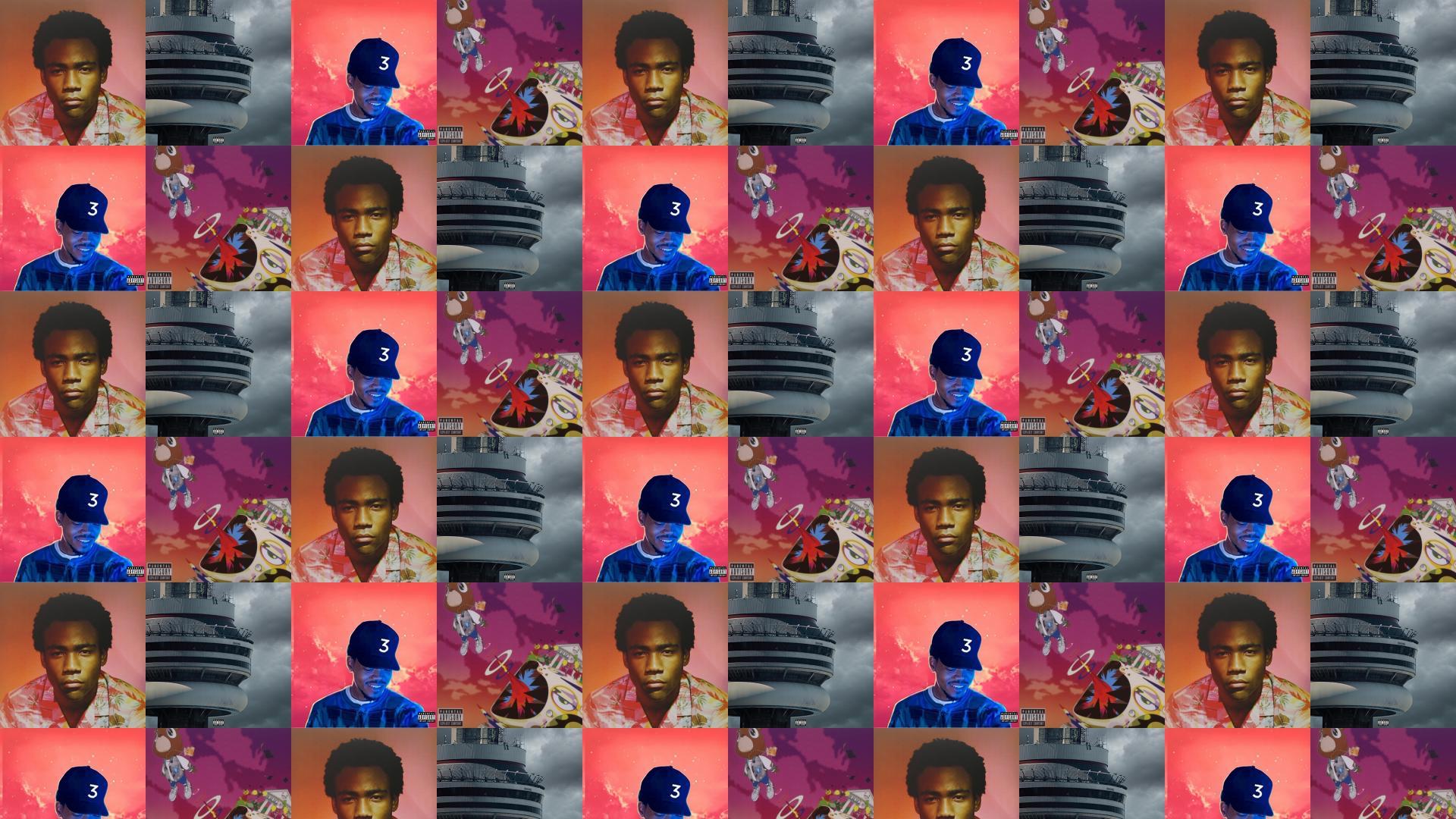Childish Gambino Because Internet Drake Views Chance Rapper