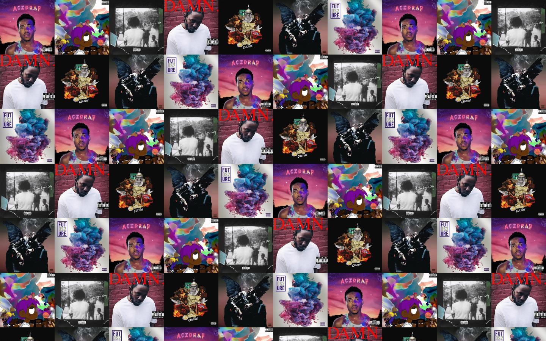 Chance Rapper Lil Uzi Vert J Wallpaper Tiled Desktop Wallpaper