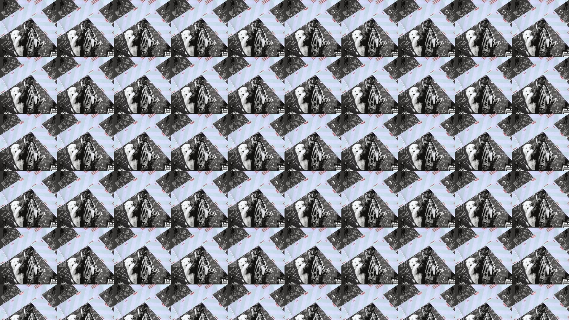 Lil Uzi Vert Wallpaper Tiled Desktop Wallpaper