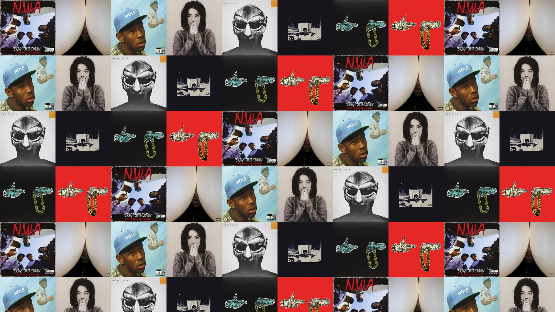 Nwa Straight Outta Compton Death Grips Bottomless Pit Wallpaper