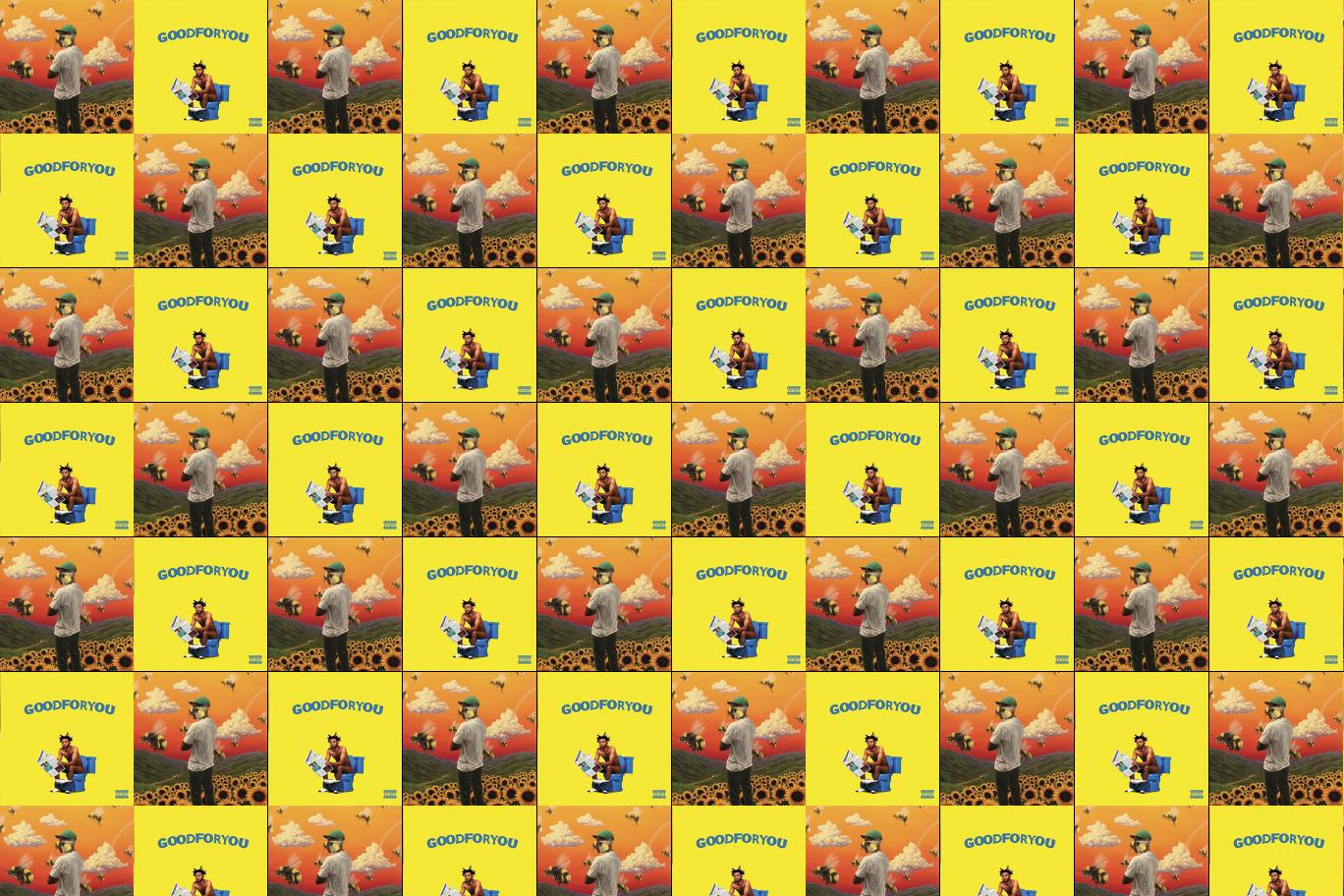 Tyler The Creator Tiled Desktop Wallpaper