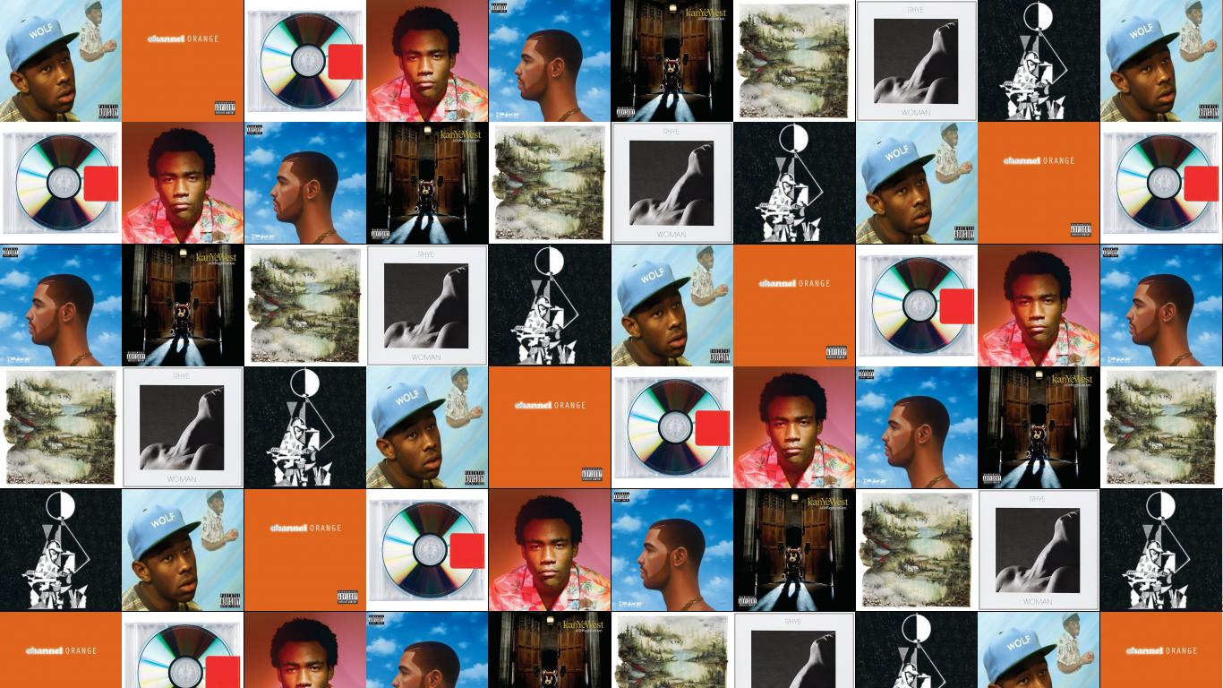 Tyler Creator Wolf Frank Ocean Channel Orange Kanye Wallpaper