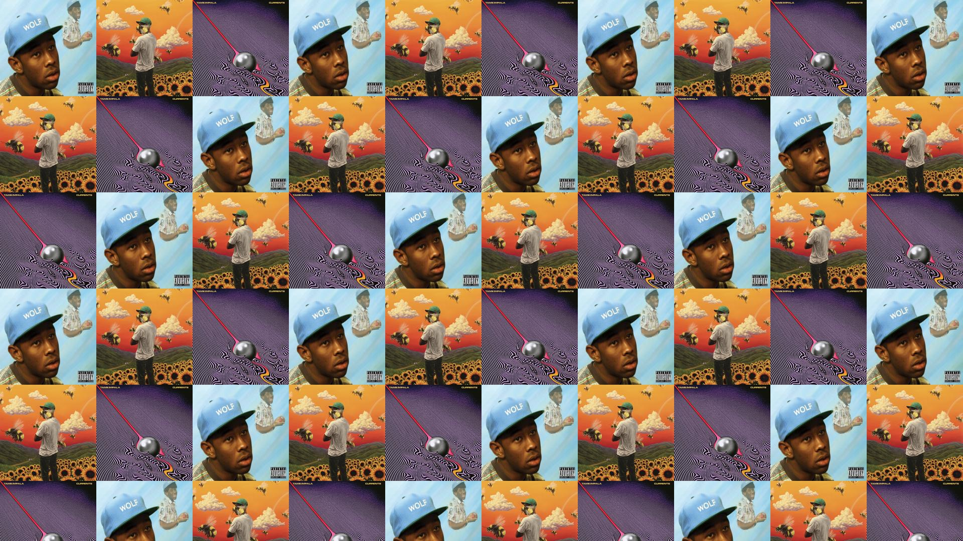 Tyler Creator Wolf Flower Boy Tame Impala Wallpaper Tiled
